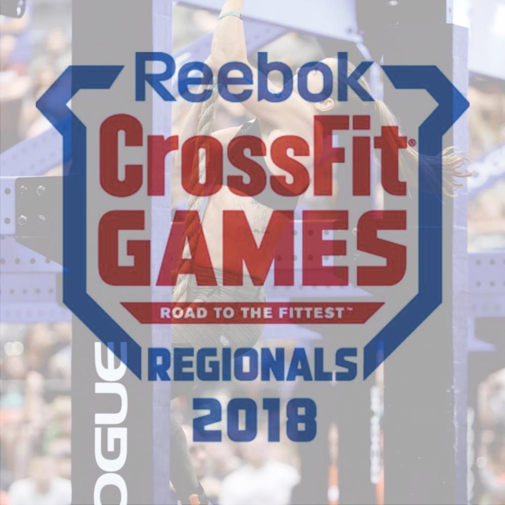 Confira nossa participação no CrossFit Games 2018/Brasil